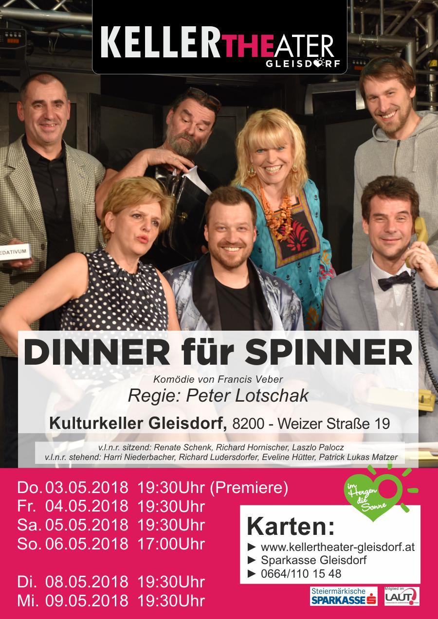 2018 - Dinner für Spinner