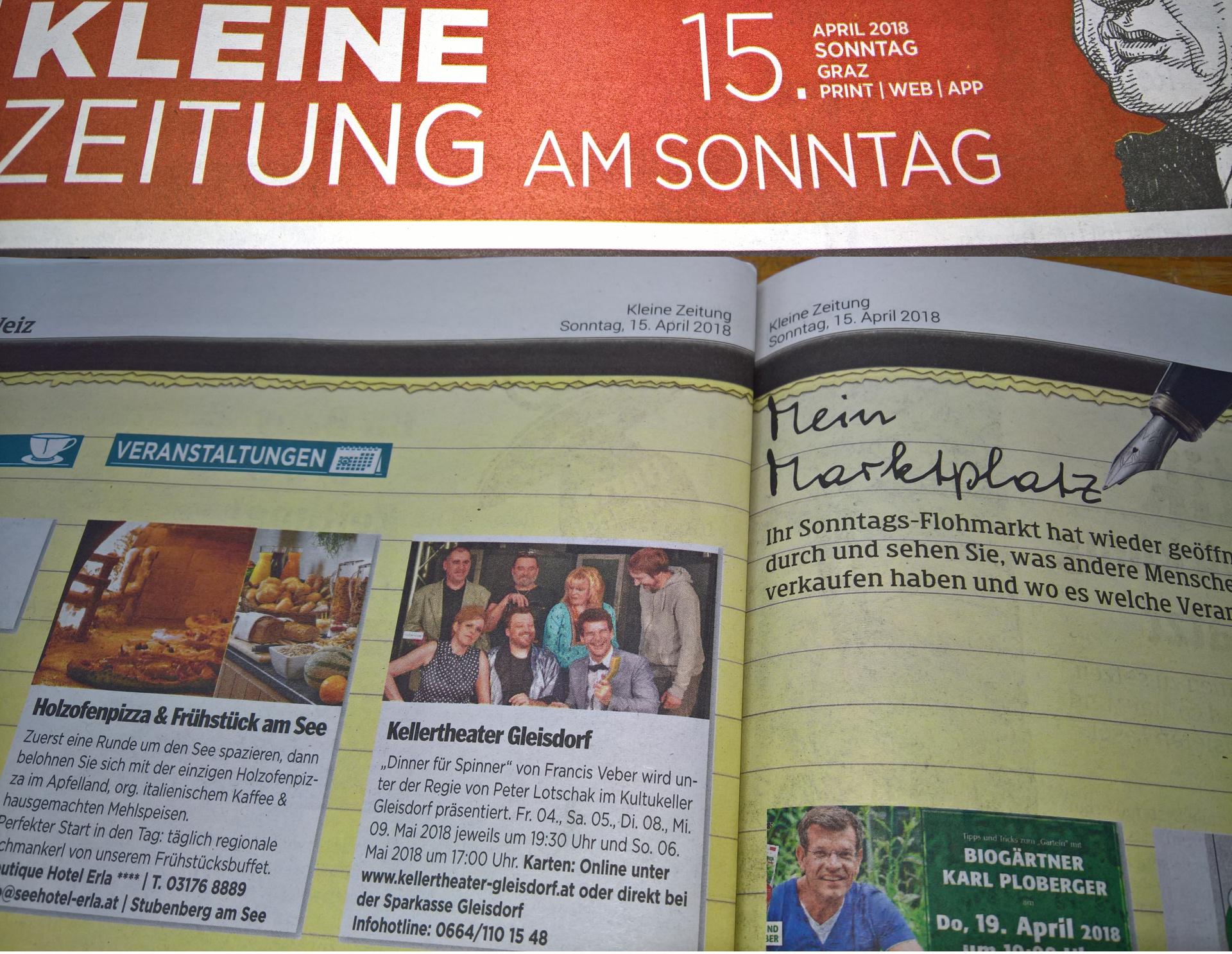 KLeine Zeitung Marktplatz Weiz & Oststeiermark