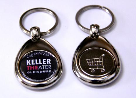 Schlüsselanhänger 35mm